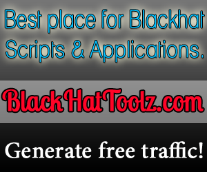 Blackhat Marketing Scripts / Applications